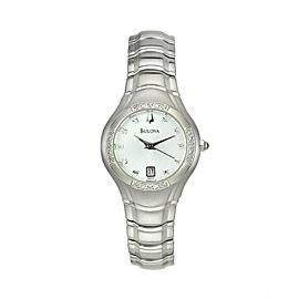 Bulova Diamond N7 Womens Watch