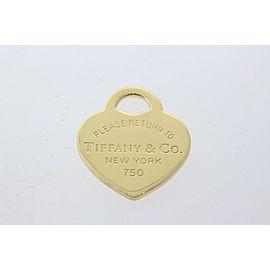 Tiffany & Co. Love 18k Yellow Gold Pendant