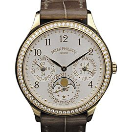 Patek Philippe Perpetual 7140R 35mm Womens Watch