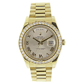 Rolex President Day-Date 218348 41mm Mens Watch
