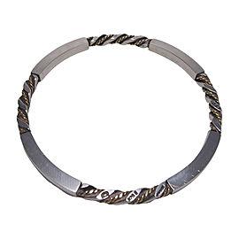Georg Jensen 925 Sterling Silver Bangle Bracelet