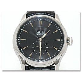 Oris Artelier 01 623 7582 4074 40mm Mens Watch