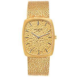 Patek Philippe Ellipse 18k Yellow Gold Vintage Mens Watch