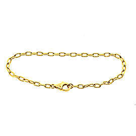 Cartier 18k 18K Yellow Gold Bracelet