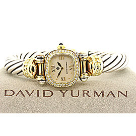 David Yurman Watch BANGLE 21mm Womens Watch