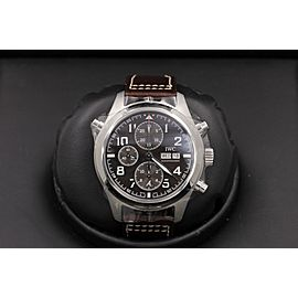 IWC Pilot Split Chrono Iw371808 44mm Mens Watch