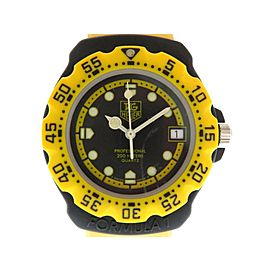 Tag Heuer Formula 1 380.513/1 24mm Mens Watch