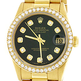 Rolex President Datejust 68278 31mm Womens Watch