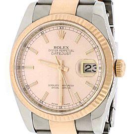 Rolex Datejust 116231 36mm Unisex Watch