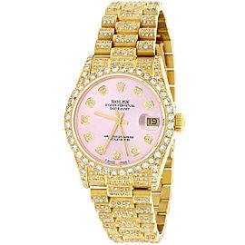 Rolex President Datejust 68278 31mm Womens Watch