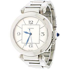 Cartier Pasha W31072M7 42mm Unisex Watch
