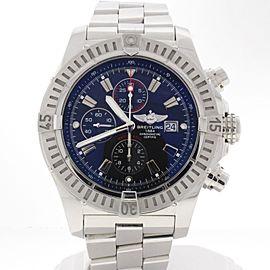 Breitling Super Avenger A13370 49mm Mens Watch