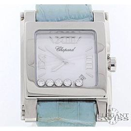 Chopard Happy Sport Square XL 288447-3001 35mm Womens Watch