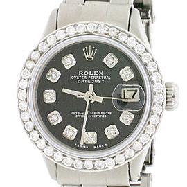 Rolex Datejust Vintage 26mm Womens Watch