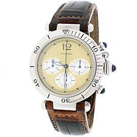 Cartier Pasha W3100355 38mm Unisex Watch