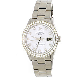 Rolex Oyster Perpetual 34mm Unisex Watch