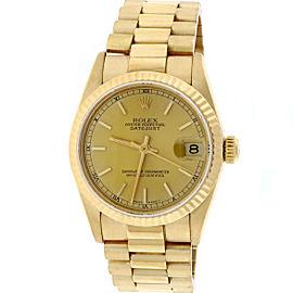 Rolex President Datejust 68278 31mm Unisex Watch