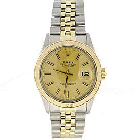 Rolex Datejust Thunderbird 16253 36mm Mens Watch
