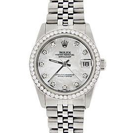 Rolex Datejust ESW20891047MP 31mm Womens Watch