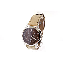 Swiss Army Chronograph 34mm Womens Watch