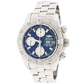 Breitling Chrono SuperOcean A13340 42mm Mens Watch