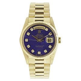 Rolex President 18238 36mm Mens Watch