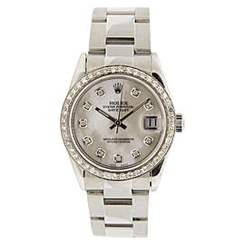 Rolex Oyster Perpetual Datejust 78240 31mm Unisex Watch