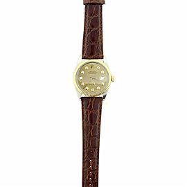 Rolex Datejust 16030 Mens 36mm Watch