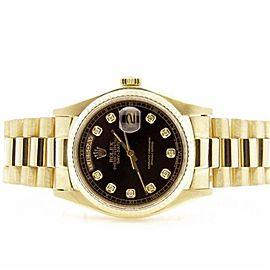 Rolex President 18038 Vintage 36mm Mens Watch