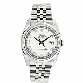 Rolex Datejust 116200-WRJ 36mm Mens Watch