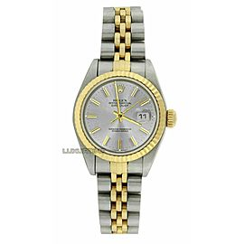 Rolex Datejust 79173 26mmSteel & Yellow Gold Women's Automatic