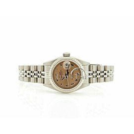 Rolex Datejust 79174 26mmStainless Steel Women's Automatic