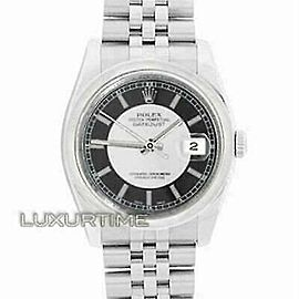Rolex Datejust 116200 36mmStainless Steel Black Women's Automatic