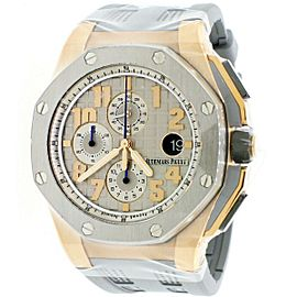 Audemars Piguet Royal Oak Offshore Lebron James Rose Gold 44mm Watch Box Papers