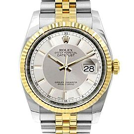 Rolex Datejust 36mm 116233 Unisex Yellow Gold 36mm Automatic 1 Year Warranty