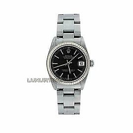 Rolex Datejust 31mm 78274 Women's White Gold 31mm Automatic 1 Year Warranty