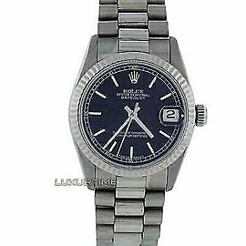 Rolex Datejust 31mm 68279 Women's White Gold 31mm Automatic 1 Year Warranty