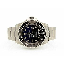Rolex Deepsea 126660 Men's Stainless Steel 44mm Automatic 1 Year Warranty