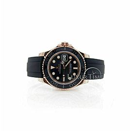 Rolex Yacht-Master 116655 Men's Rose Gold 40mm Automatic 1 Year Warranty