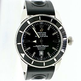 Breitling SuperOcean Heritage 46MM Automatic Mens Watch A17320