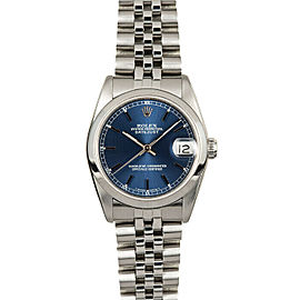 Rolex Datejust 31mm 68240 Women's Stainless Steel 31mm 1 Year Warranty