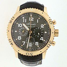 Breguet Type XXI Fly-back Chronograph 43MM Rose Gold Watch 3810/Box & Papers