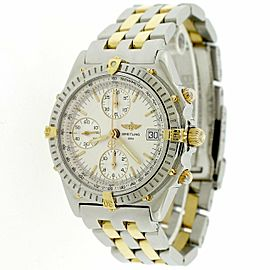 Breitling Chronomat Vitesse 40.5MM 2-Tone Yellow Gold/Steel Watch B13050.1