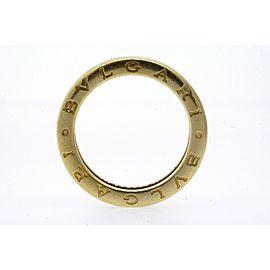 Bulgari B.Zero1 Wedding Band Ring Bvlgari 18k Rose Gold Single sz 56 US 7.75