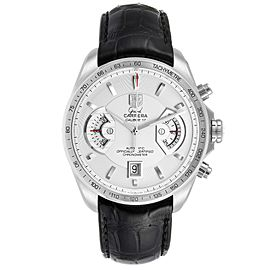 Tag Heuer Grand Carrera White Dial Steel Mens Watch