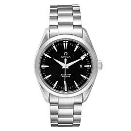 Omega Seamaster Aqua Terra Mens Large Steel Watch