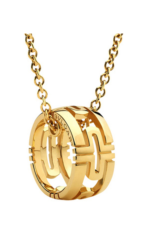 Bvlgari 18k yellow gold parentesi necklace buy at truefacet mozeypictures Image collections