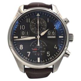 IWC Pilot Spitfire IW379107 Stainless Steel 46mm Mens Watch