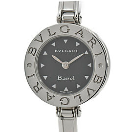 BVLGARI B.zero1 BZ22SS black Dial Quartz Ladies Watch