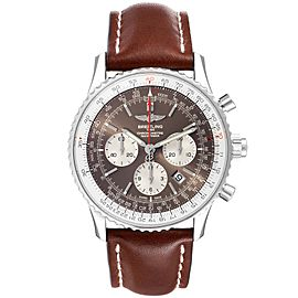 Breitling Navitimer Rattrapante Chronograph Mens Watch